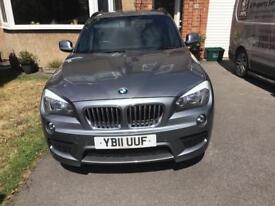 BMW X1 2.0 23d M sport x drive 5 dr