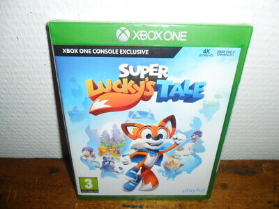 (New) Super Lucky's Tale - Xbox One - PAL