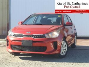 2018 Kia Rio LX+ | $118.00 Bi-WEEKLY | MULTIPLE COLOURS