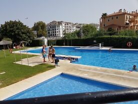 2 bed 1 bath, recently refurbished appartment in costa del sol. 15mins from Gibraltar 1 hour Malaga
