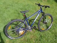 """2014 Kona Mahuna 18"""" Frame Mountain Bike - Reduced to £310"""