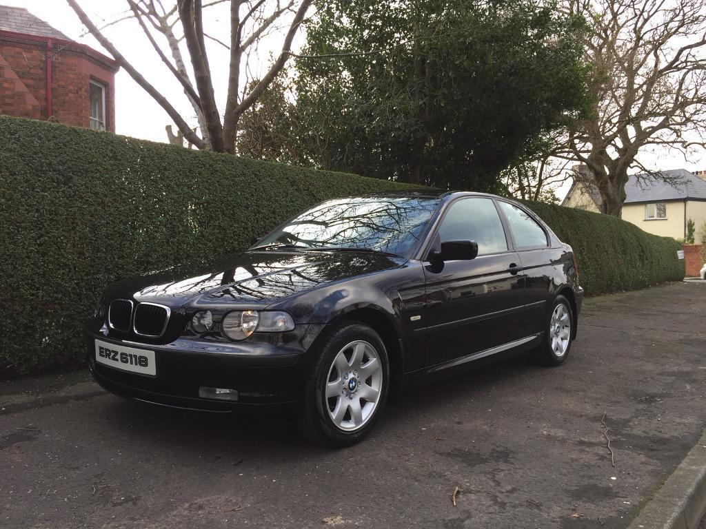 Sold Bmw 316ti Compact In Castlereagh Belfast Gumtree