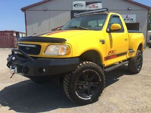 1998 Ford F-150 XLT NEW LIFT, WHEELS, TIRES.