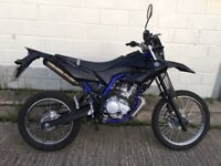 2015 Yamaha wr125r 65plate low miles