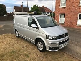 VW Transporter T5.1 SWB 140PS 36,000 miles Kenwood touch screen dab radio 9 months warranty