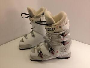 Rossignol Xena 10 women's ski boots, size 24.5 Mondo