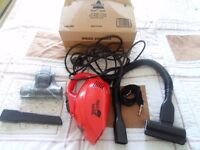 bissell handheld hover/cleaner viper turbo 3066J excellent condition