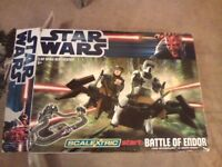 Scalextric Star Wars Battle of Endor 1:32 Scale Race Set