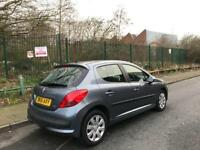 Peugeot 207, 56 plate, 1.4petrol, good condition,