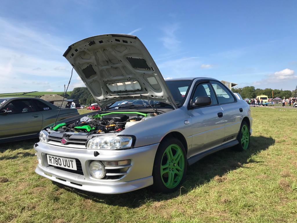 Subaru impreza Non Turbo