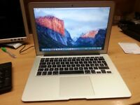 MacBook Air 13.3-inch Core i5.I have Macbook pro core i5,i7.Buy With shop receipt.Ready to use.