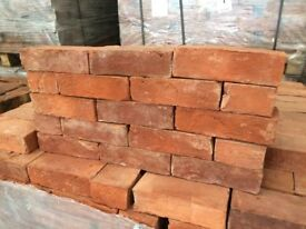 68MM HANDMADE FARMHOUSE ORANGE BRICKS