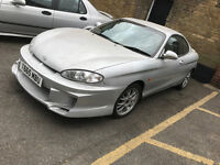 RARE Hyundai coupe F2 special edition, bodykit as standard. great driver vert clean