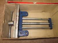 "Am-Tech 6"" Woodworking Vice"