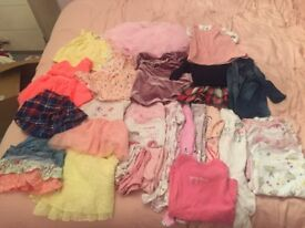3-6 months Girls baby clothes