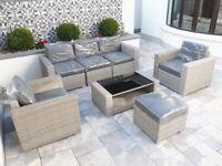 Luxury Rattan Garden Furniture 40% Discount
