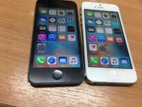 iphone 5 unlokced very clean 16gb 32gb and 64gb no offers or swaps