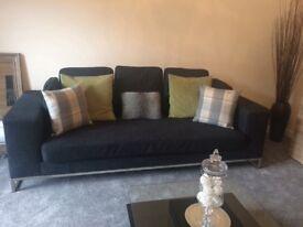 Dwell Designer 4 seater sofa