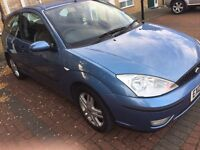 Ford Focus zetec cheap and clean £699