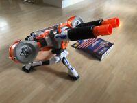 Nerf Gun Elite Rhino-fire in perfect working order, like new
