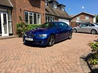 BMW 330d M SPORT AUTO COUPE / FULLY LOADED / LOW MILEAGE