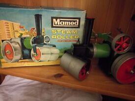 Mamod roller in box