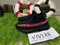 Brnad New Adidas Yeezy 350 V2 Limited Boost Trainers 3-12