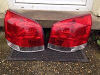 Vauxhall Signum Rear Break Lights / Clusters. Good Condition. Pair.