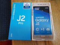 Samsung Galaxy J2 PR0 16GB 2018 GOLD Dual Sim Unlocked smartphone