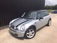 2005 MINI Hatch 1.6 Cooper 3dr 3 Keys 12 Months MOT, 1 Months warranty Many Px Finance Available