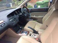 Honda Accord VTEC 2,3 Hatchback full leather interior. No longer needed
