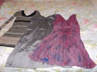Size 12 Dress Bundle - 3 Dresses - Whistles, Kew & Oasis