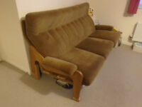 Sofa Couch for Free - Must go by Thursday night