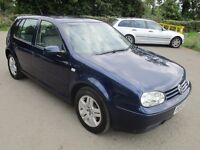 2003 53 VOLKSWAGEN GOLF 2.0 GTI 5SPD 4XEW CD CLIMATRONIC RECARO SEATS CAMBELTED PX SWAPS