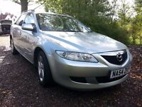 2004 Mazda 6 TS2 Diesel 5 door estate