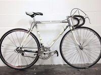 "Vintage Spanish BH Vitoria Racing Road Bike - 20"" Frame - 80s Classic Racer - Restored - PEUGEOT"