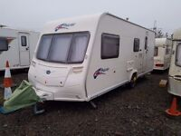 Bailey Pageant Champagne series 6 2007 4 Berth & Truma Motor mover L@@k