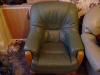 Genuine leather Armchairs