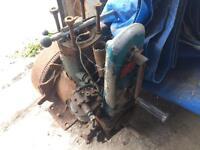 Sabb GG 10HP Marine Engine - Spares or Repair