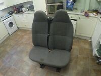 Double Ford seat
