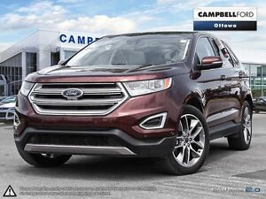 2016 Ford Edge Titanium TOP OF LINE EVERY OPTION--MUST SEE