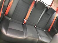 Renault Megane 225 3dr rear seats and belts