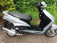 Yamaha Cygnus 125x 2007