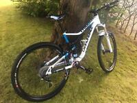Mountain bike - Cannondale Trigger full suspension