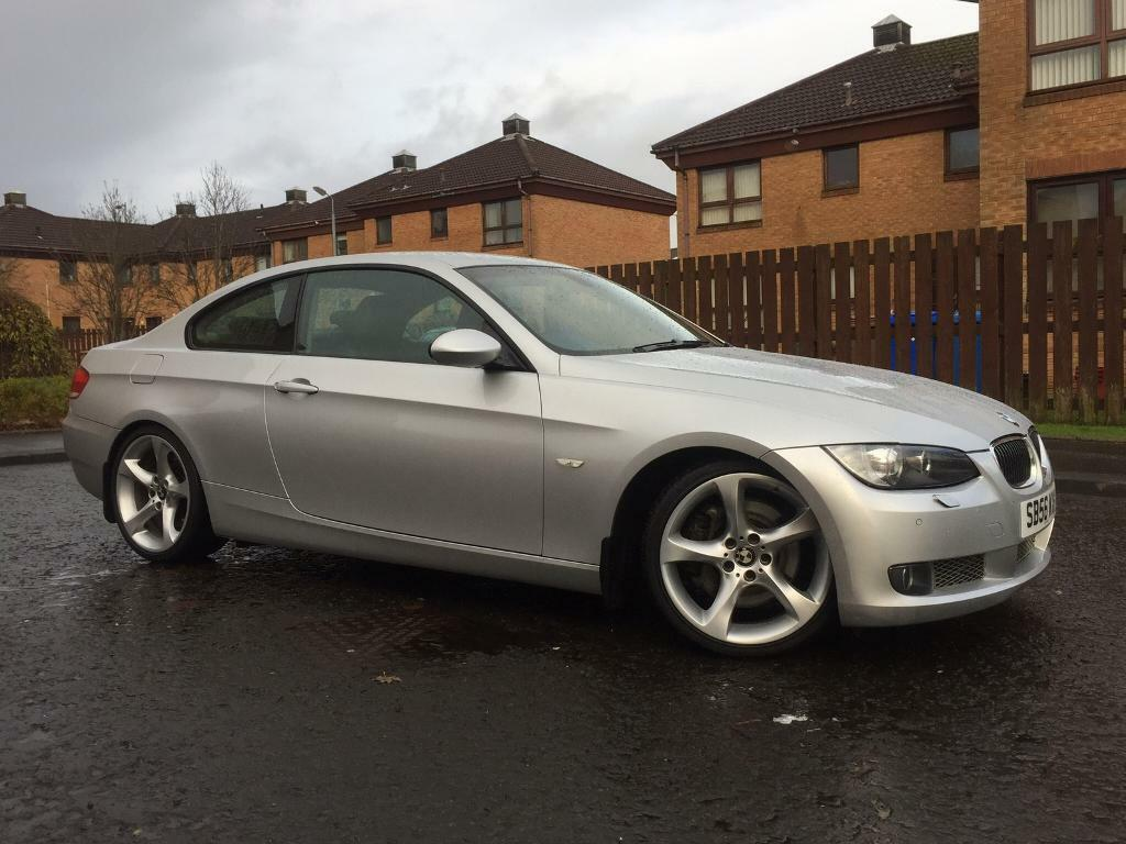bmw 335d 3 0 twin turbo coupe in kilmarnock east. Black Bedroom Furniture Sets. Home Design Ideas