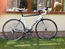 Trek Road Bike, 1.5 Alpha Aluminium/carbon fibre frame and very lightly used