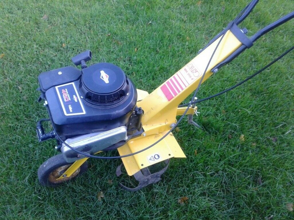 Alko Petrol Rotovator 18 months old , easy to start,runs well,working order, any questions just ask
