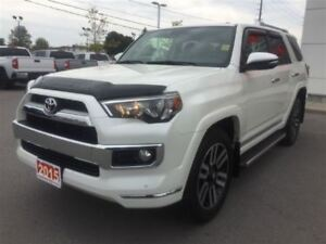 2015 Toyota 4Runner LIMITED-NAVIGATION+LEATHER+MORE!