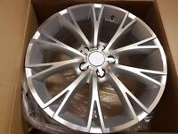 """VW Audi A8 Style Wheels PCD 5x112 Available in 18"""""""