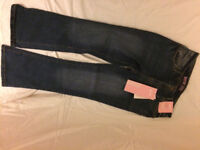 2 pairs jeans. Esmara and Denim Co. New. Size 12.